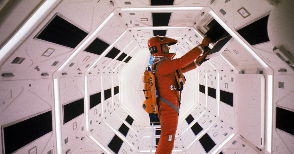 10 great films about space travel