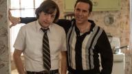 Michael Gandolfini and Alessandro Nivola as Tony Soprano and Dickie Moltisanti